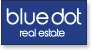 Blue Dot Real Estate Signs