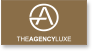 The Agency Luxe Real Estate Signs